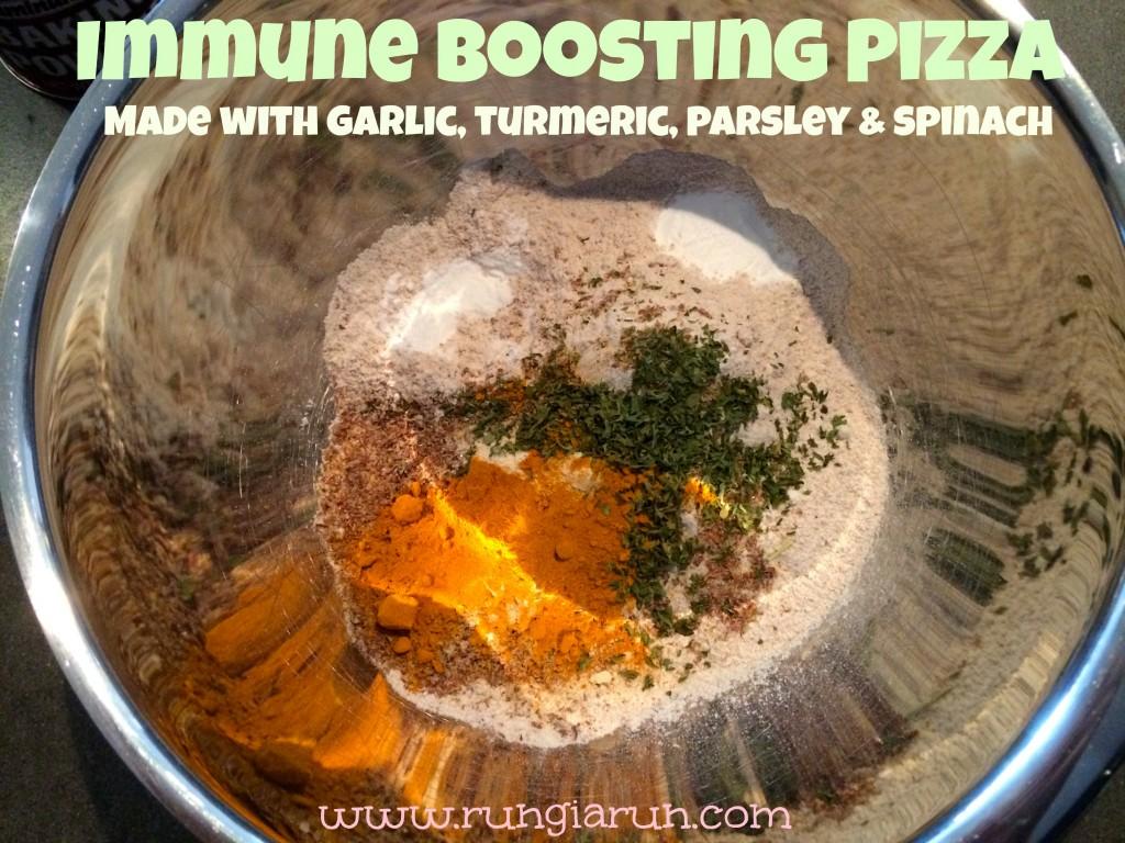 Immunity Pizza
