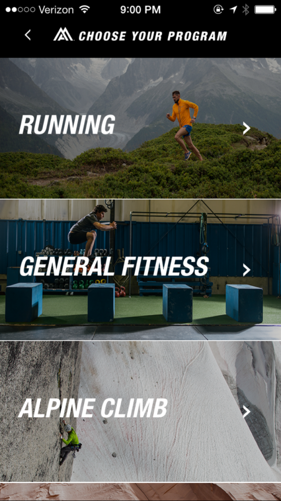 mountain athletics app 2